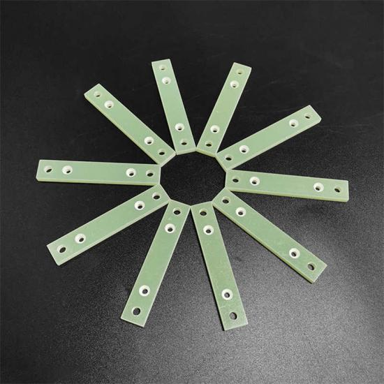 Electrical insulating cnc machining parts